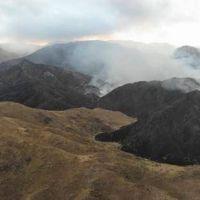 No hay incendios activos en la provincia de San Luis