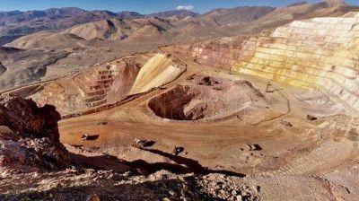 Uñac destacó la inversión en exploración minera