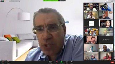 """Gustavo Reyes: """"No estamos condenados al fracaso"""""""