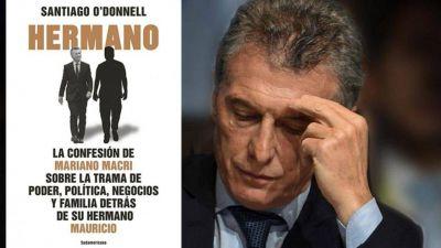 El libro del hermano de Macri habla de una sociedad de Mauricio con Moyano en OCA