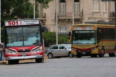 El Concejo Deliberante aprobó aumento del transporte público de pasajeros