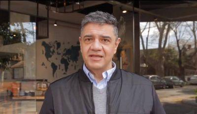 Jorge Macri habló de