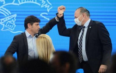 Berni le quitó a los intendentes del PJ el manejo de fondos para seguridad