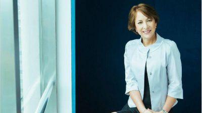 La argentina Paula Santilli, de PepsiCo, entre las 50 mujeres más poderosas del mundo