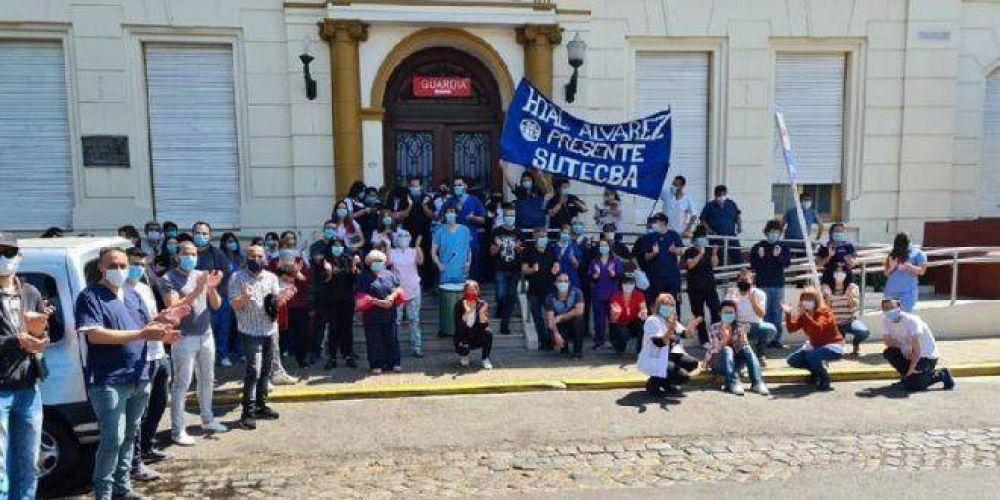 Genta endurece la postura ante la falta de respuesta de Larreta: habrá jornada de protesta en todos los ámbitos del Gobierno de la Ciudad