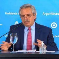 Desde Misiones, Alberto Fernández anunciará una cuarentena con foco en el Interior