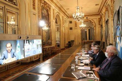 ¿Qué le pidieron los gobernadores a Alberto Fernández para la nueva etapa de aislamiento?