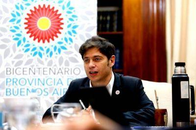 Junto a expertos, Kicillof destacó las siete semanas de caída de casos en el Gran Buenos Aires