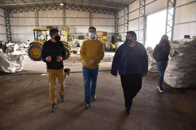 Villa María avanza en la creación de un centro de gestión ambiental
