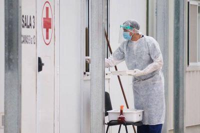 Murió un paciente de Pico y son 25 las víctimas por el coronavirus