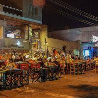 La Municipalidad suspendió los corredores gastronómicos