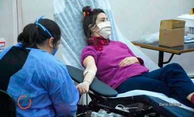 Sadop será sede de una nueva jornada de donación de sangre en Rosario