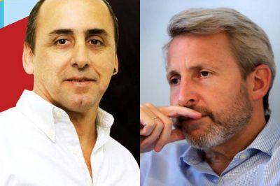 """""""A Frigerio le dicen Virrey por lo despótico y dictador"""""""