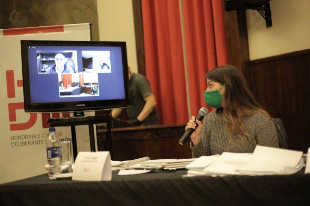 HCD Morón. Vecinas y Vecinos participaron mediante Plataforma Virtual de la Primera Audiencia Pública Semipresencial.