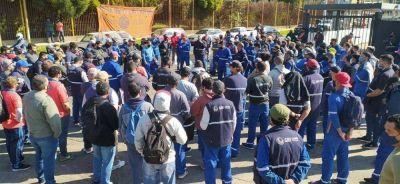 Trabajadores de Gri Calviño tomaron la planta de Varela