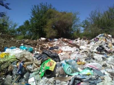 Denuncian la destrucción del Sistema de Tratamiento de Residuos Urbanos de Federal