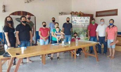 El Iprodha facilitó la construcción de viviendas rurales a yerbateros del norte de Misiones