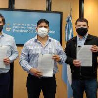 Petroleros de Santa Cruz firmaron su propio Convenio Colectivo de Trabajo