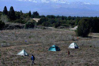 El Gobierno ve una mano política detrás de las últimas tomas de Bariloche