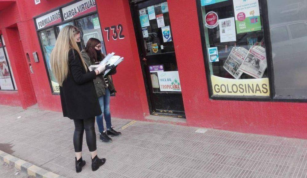 Marcha atrás en Río Gallegos: no se exigirá DNI para ingresar a los comercios barriales