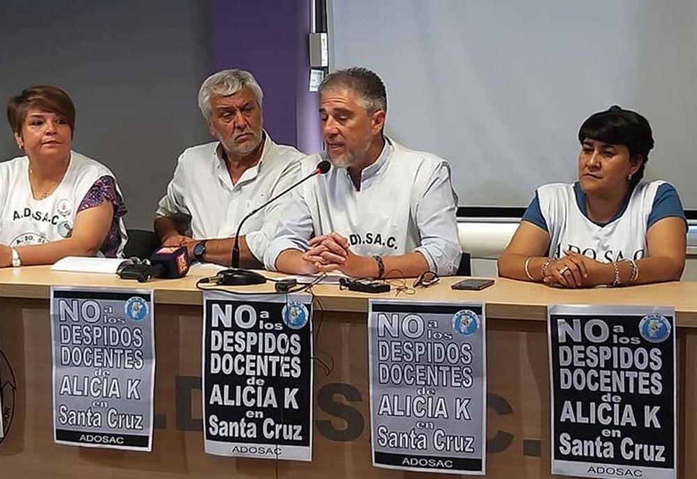 ADOSAC el único gremio que peticiona ante el gobierno un listado de necesidades y derechos y va al paro por incumplimientos reiterados