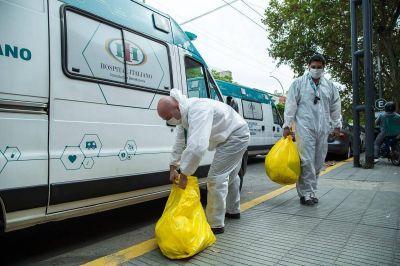 En Córdoba hubo 39 fallecimientos y 2.127 casos nuevos de coronavirus