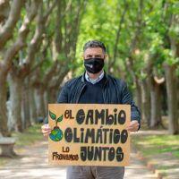 Vicente López concientiza sobre el cambio climático