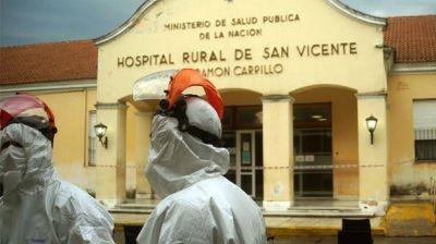 Coronavirus en San Vicente: detectaron nueve casos en un día