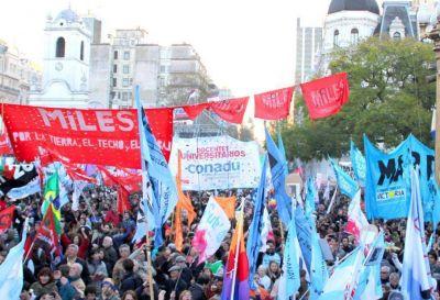 La Conadu Histórica rechazó el 7% de aumento y convocó a una doble jornada de paro nacional
