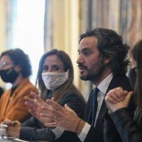 Analizan en la Casa Rosada protocolos para la temporada turística en la costa bonaerense