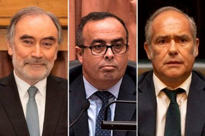 Las razones de la Corte Suprema para no definir la validez de los traslados de Pablo Bertuzzi, Leopoldo Bruglia y Germán Castelli