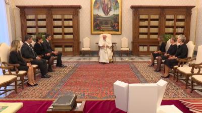 El Papa advierte a Pedro Sánchez sobre peligro de las ideologías