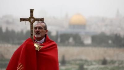 El Papa nombra Patriarca de Jerusalén a Pierbattista Pizzaballa