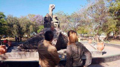 Planifican remodelación de la Plaza El Aborigen