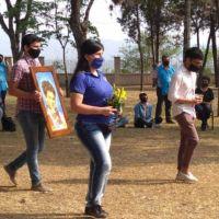 Emocionante misa para los jóvenes en Río Blanco