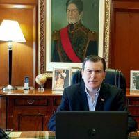 El gobernador Zamora levantó el aislamiento de El Bobadal