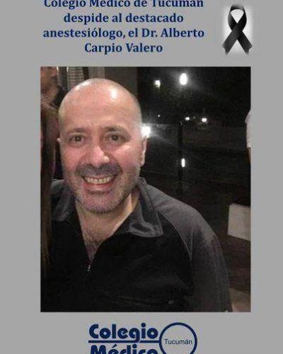 Dos médicos tucumanos fallecieron en las ultimas horas por coronavirus