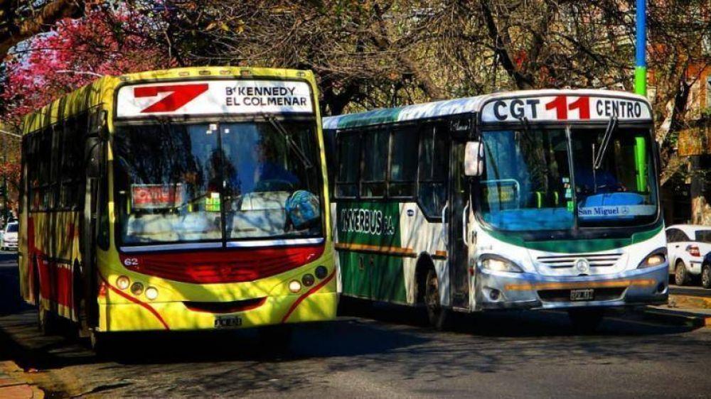 Tucumán: UTA levantó el paro