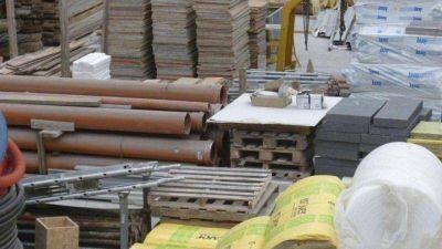 Hay desabastecimiento en materiales de construcción en la provincia