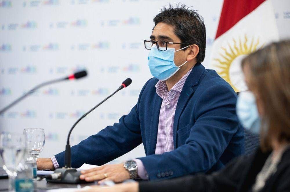"""Para Cardozo, """"la tasa de contagios de coronavirus se está desacelerando"""""""