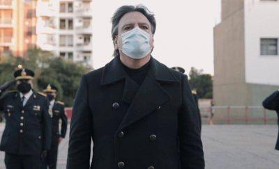 """El ministro de Seguridad aseguró que su renuncia """"está a disposición de Schiaretti"""""""