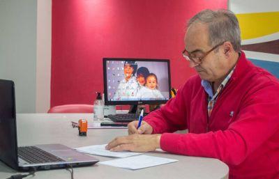 Entrevista GLP: el intendente Cocconi espera la vuelta del Procrear tras