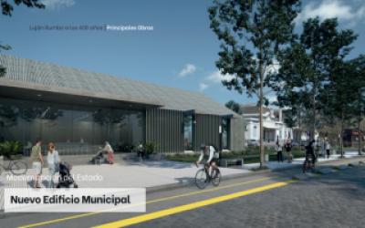 En plena pandemia, el Intendente de Luján proyecta mudar la Municipalidad: Llamó a
