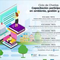"""Este jueves se realizará la charla virtual """"Residuos Sólidos Urbanos: Gestión e Impacto sobre la salud"""""""