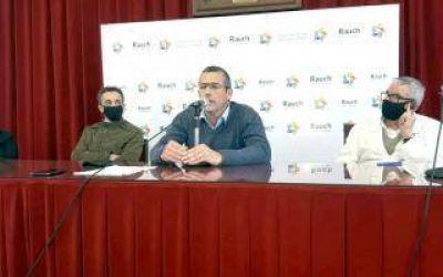 Coronavirus en Rauch: Intendente Suescun se refirió a reunión social donde asistió su hija y adelantó que habrá sanciones