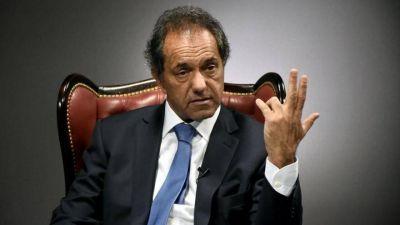 El insólito obsequio que eligió el embajador Daniel Scioli para sus visitas diplomáticas