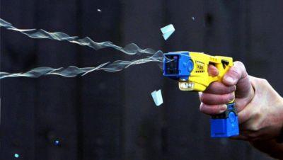 Avanza el proyecto para la compra de pistolas taser para La Plata