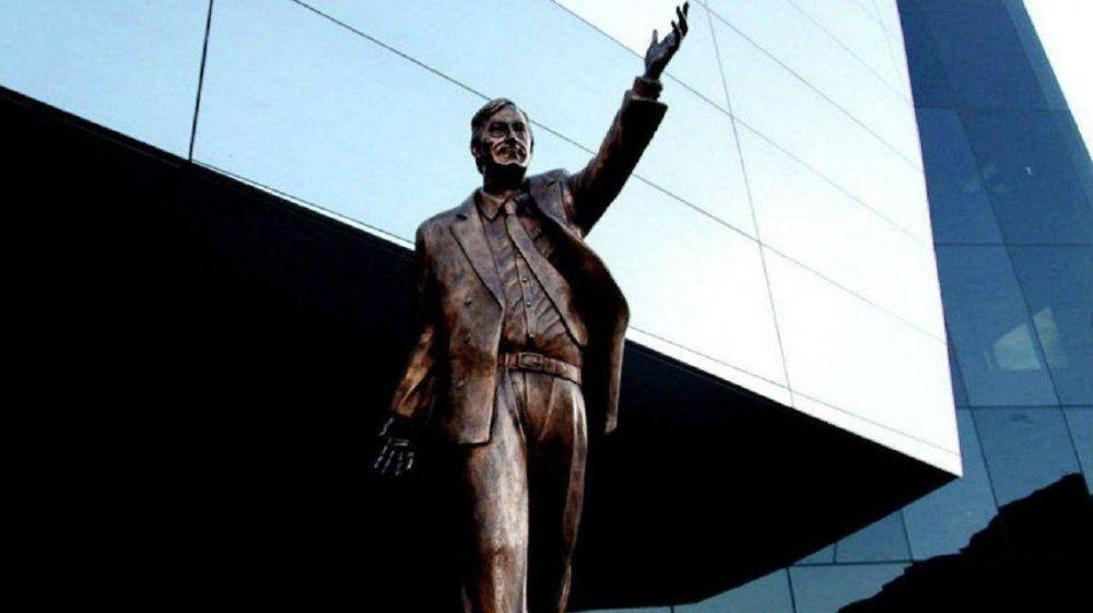 Alberto Fernández encabeza este martes el acto de homenaje a Néstor Kirchner