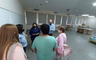 Ya funciona el centro de aislamiento en instalaciones de la UNaF