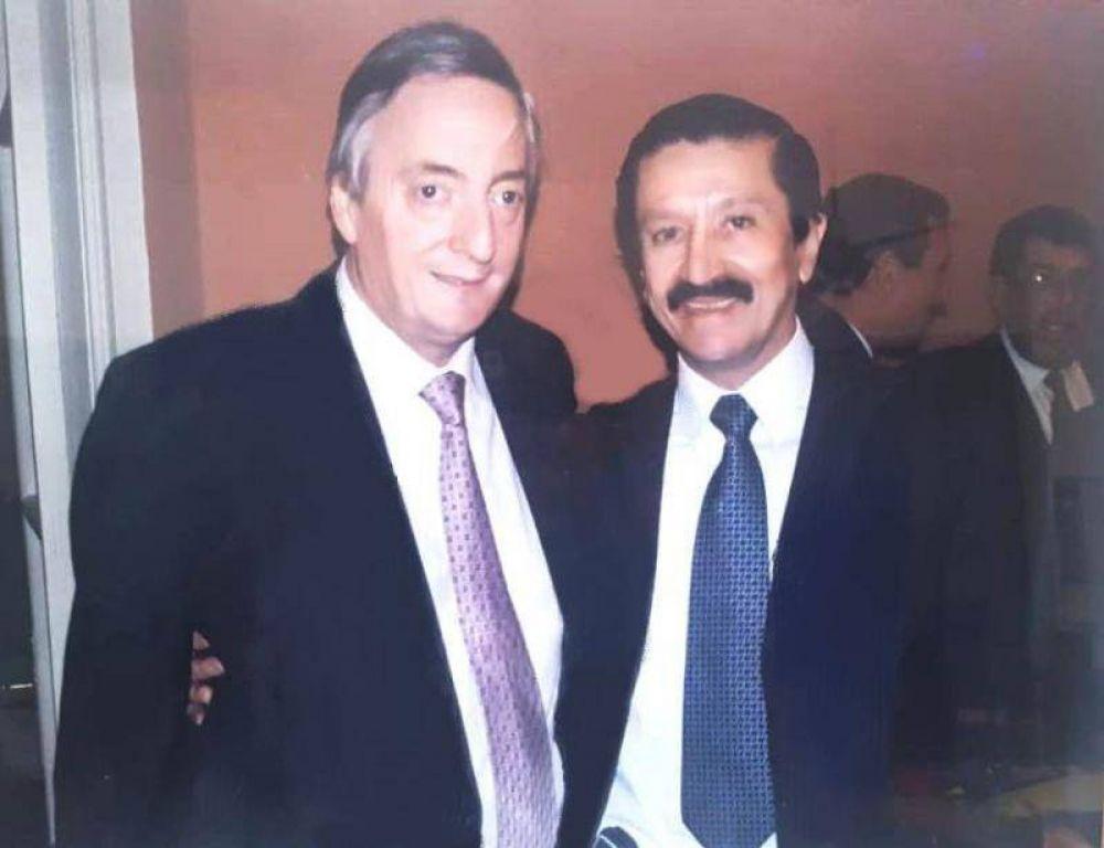 Cabrera recordó a Néstor Kirchner como el hombre que junto a Insfrán hizo realidad los sueños de los formoseños